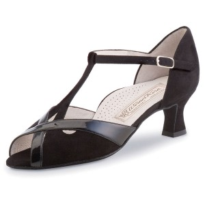 Werner Kern - Ladies Dance Shoes Nadja - Suede/Patent