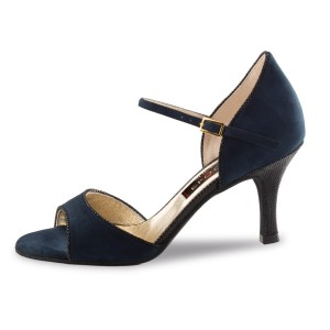 Nueva Epoca - Ladies Dance Shoes Nanda - Suede/Ariel