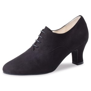 Werner Kern - Ladies Practice Shoes Olivia - Black Suede
