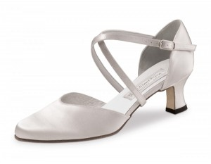 Werner Kern - Ladies Dance / Bridal Shoes Patty LS - White