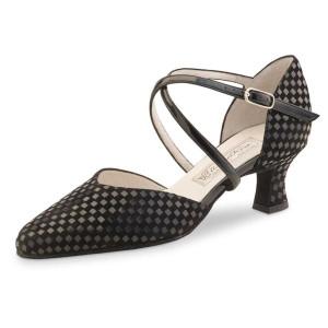 Werner Kern - Mulheres Sapatos de Dança Patty - Quadratino