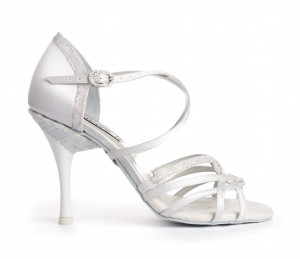 PortDance - Ladies Dance / Bridal Shoes PD800 Pro - Satin