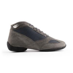 Portdance - Herren Sneakers PD960 - Nubuck/Mesh Grau