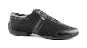 PortDance - Heren Sneakers PD Pietro Premium - Leer/Lycra