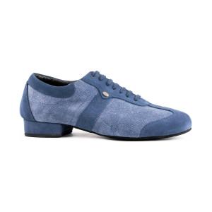 Portdance - Herren Tanzschuhe PD Pietro Street - Denim Blau