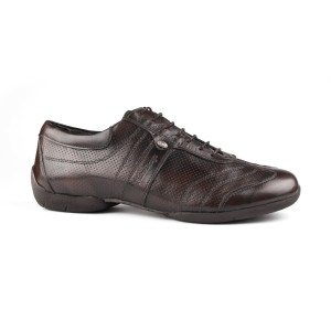 PortDance - Men´s Sneakers PD Pietro Street - Brown Leather