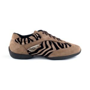 PortDance - Dance Sneakers PD05 Fashion - Leder / Textil