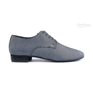PortDance - Heren Dansschoenen PD018 Fashion - Zwart