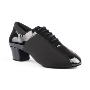 PortDance - Herren Latein Tanzschuhe PD015 Pro - Lack
