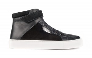 PortDance - Unisex Jazz Sneakers PD HH002 - Leder Schwarz