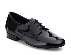 Rummos Homens Ballroom Sapatos de Dança R324 - Preto