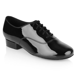 Ray Rose - Boys Dance Shoes 331 Chinook - Black Patent