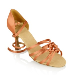 Ray Rose - Mujeres Zapatos de Baile 829-X Cloudburst - Dark Tan