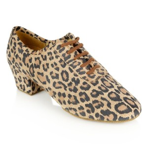 Ray Rose - Ladies Practice Shoes 415 Solstice - Leopard