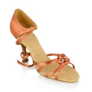 Ray Rose - Donne Scarpe da Ballo 820-X Blizzard - Dark Tan