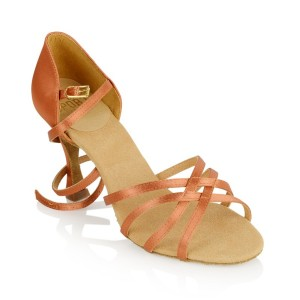 Ray Rose - Damen Tanzschuhe 835-X Monsoon - Dark Tan