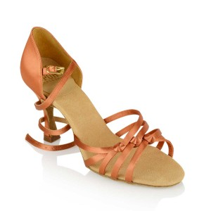 Ray Rose - Mujeres Zapatos de Baile 879-X Amazon - Dark Tan