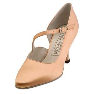Werner Kern - Ladies Dance Shoes Rita - Satin Flesh