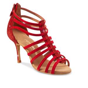 Rummos Mulheres Sapatos de Dança Bachata 03