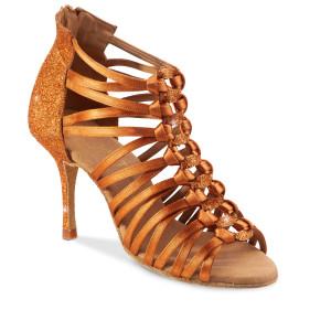 Rummos Mulheres Sapatos de Dança Bachata 01