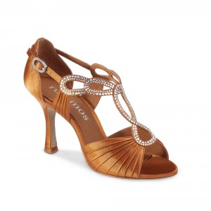 Rummos Damen Latein Tanzschuhe Elite Ingrid 048