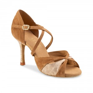 Rummos Ladies Latin Dance Shoes Elite Paloma 027/093