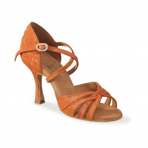 Rummos Damen Latein Tanzschuhe Elite Paris 548