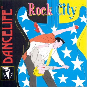Dancelife - Rock City [Tánczene | CD]