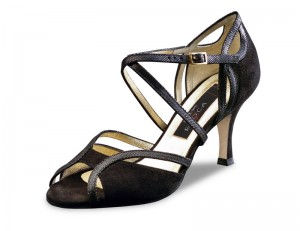 Werner Kern - Ladies Evening Shoes Shakira LS - Suede