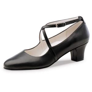 Werner Kern - Ladies Dance Shoes Sidney - Black Leather