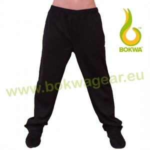 Bokwa® - Trainer Athletic Pants - Schwarz | Final Sale - No return