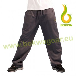 Bokwa® - Trainer Athletic Pants - Stone [Large] Final Sale - No return
