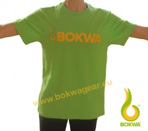 Bokwa® - Trainer Graphic Tee II - Grün