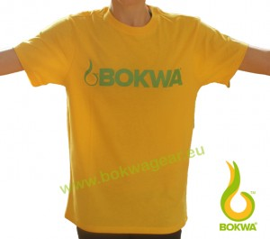 Bokwa® - Trainer Graphic Tee II - Sunburst