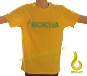Bokwa® - Trainer Graphic Tee II - Sunburst [Large]