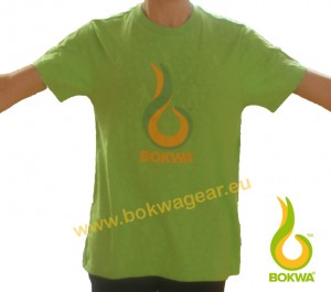 Bokwa® - Trainer Graphic Tee III - Grün