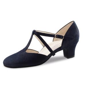 Werner Kern - Ladies Dance Shoes Jessie - Blue Suede