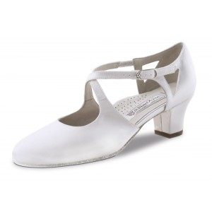Werner Kern - Ladies Dance / Bridal Shoes Gala 4,5 - White