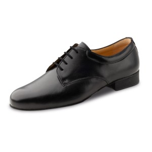 Werner Kern - Hombres Zapatos de Baile 28059 - Cuero [Muy Ancho]