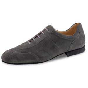 Werner Kern - Hombres Zapatos de Baile 28045 - Ante Gris