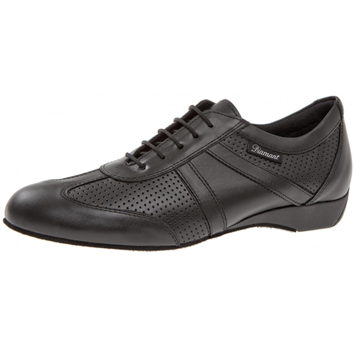 Mens Ballroom Shoes Leather Sole Wide