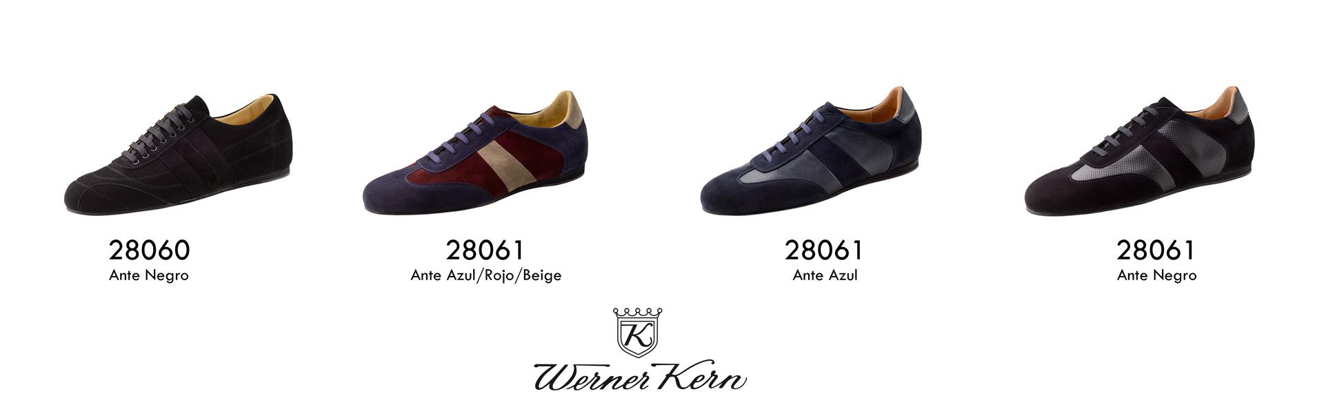 Werner Kern Zapatos de Baile 28060 28061