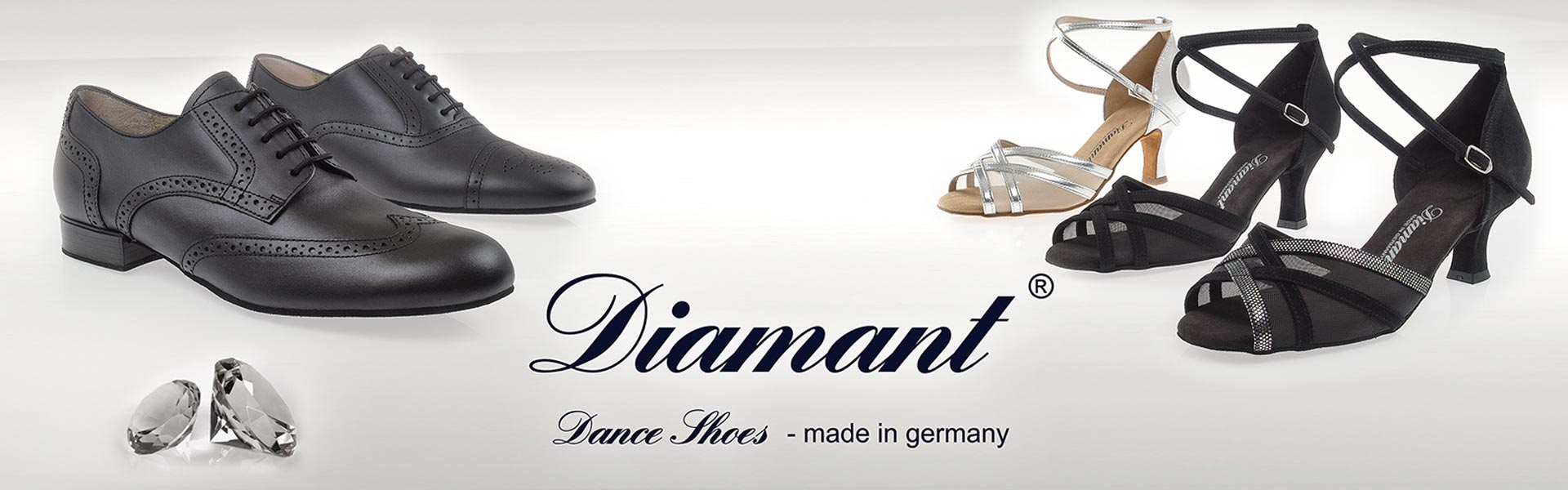 Diamant Tanzschuhe - Made in Germany