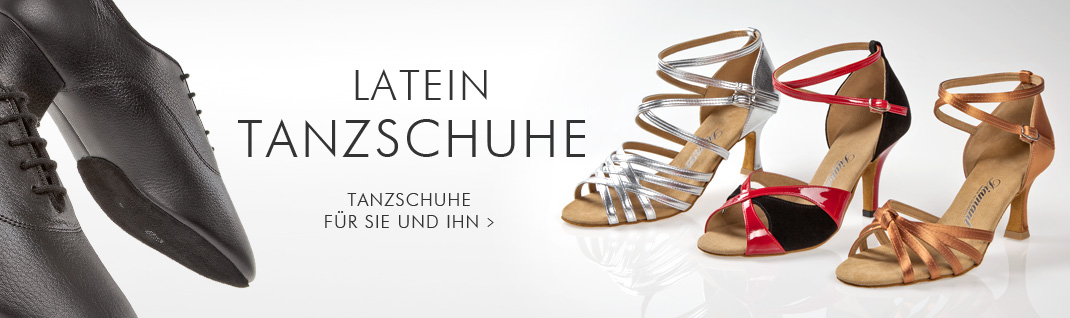 Diamant Latein Tanzschuhe - Made in Germany