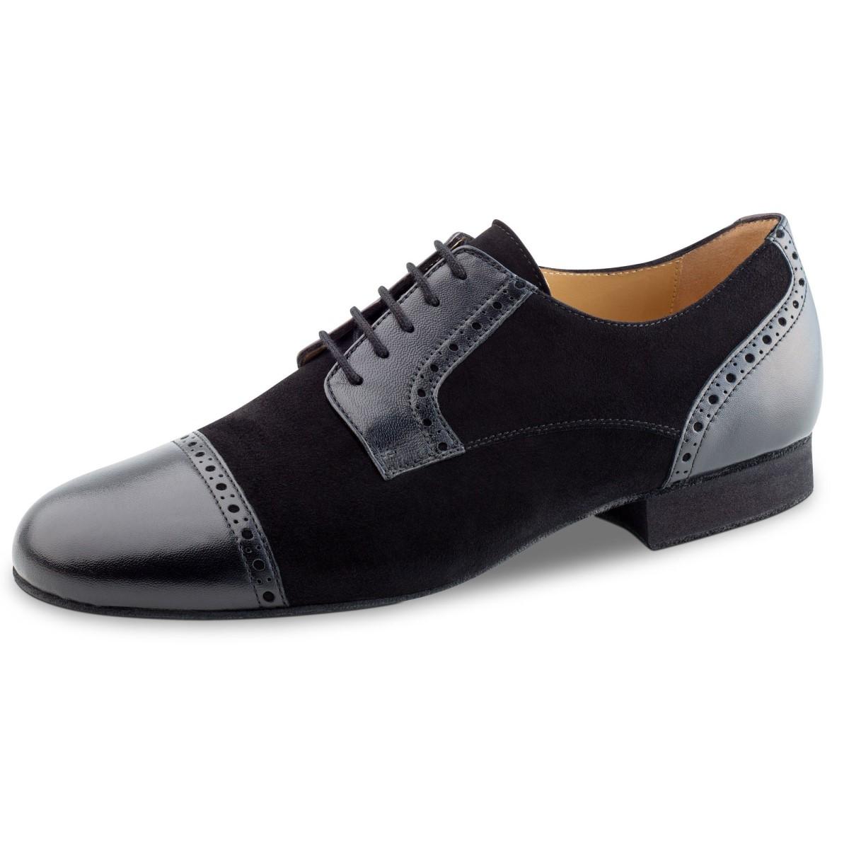 Zapatos azules con cordones Werner Kern para hombre YXKUoP
