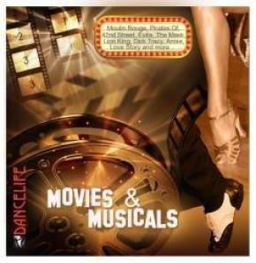 Dancelife - Movies and Musicals [CD] *** Mangel ***
